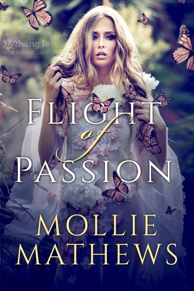 earlier version Flight of Passion