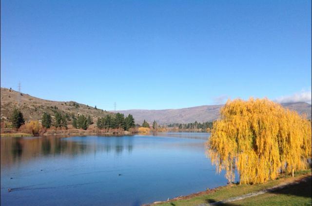 central otago lake