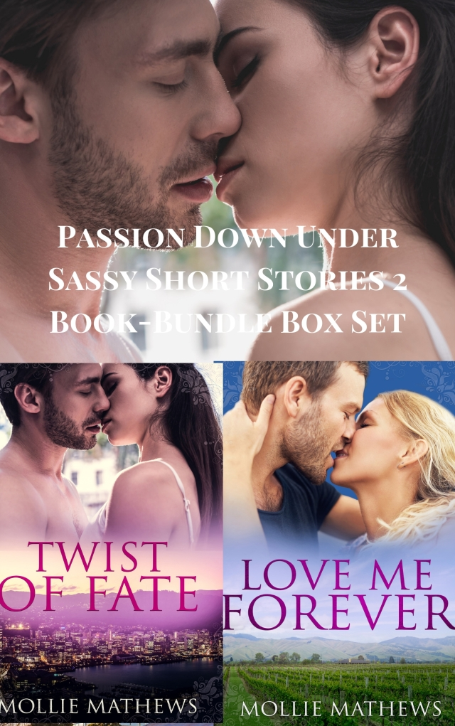 Passion-Down-Under-Sassy-Short-Stories-2-Book-Bundle-Box-Set-Love-Me-Forever-and-Twist-Generic