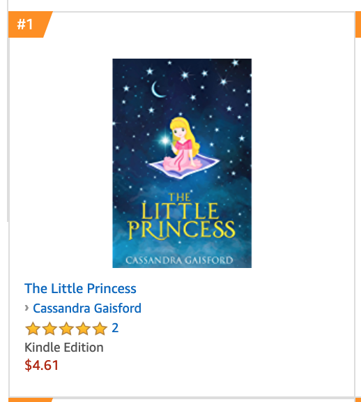 #1 The Little Princess in Humanities Screen Shot 2019-05-24 at 8.50.04 AM